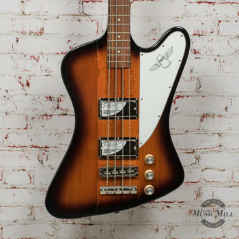Epiphone Thunderbird Vintage Pro Bass Guitar Tobacco Sunburst (Factory Second) x0141