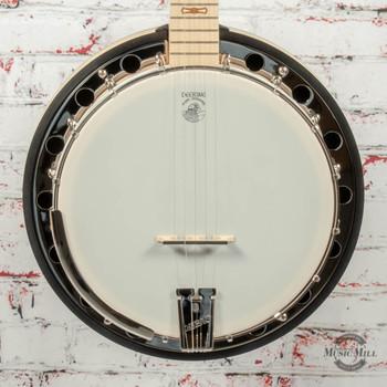Deering Goodtime 2 5-String Beginner Bluegrass Banjo x9594