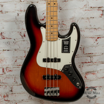 Fender Player Jazz Bass 3-Color Sunburst x3373
