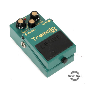 Boss TR-2 Tremolo Pedal x5732 (USED)