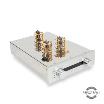 Audio Mirror T61 Tube Preamp w/Remote x9675 (USED)