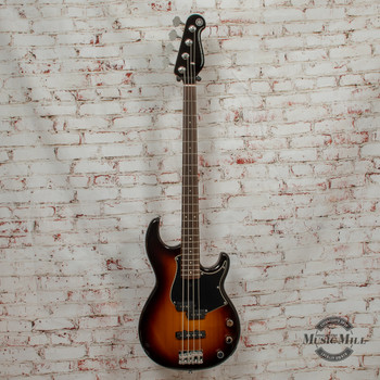 Yamaha BB434 Electric Bass Rosewood Neck Tobacco Brown Sunburst x3144