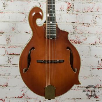 2004 James Combra F5 Artist Mandolin (USED) x015