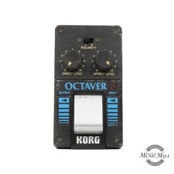 Korg OCT-1 Octaver Pedal (USED) x9944