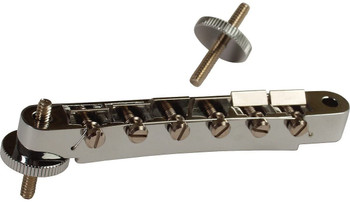 Gibson Accessories ABR-1 Bridge, Nickel