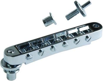 Gibson Accessories Nashville Tune-O-Matic Bridge (Chrome)