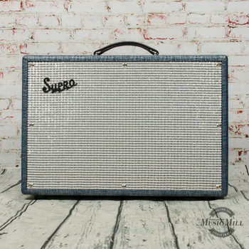 Supro 1648RT Saturn Reverb 15W 1x12 Combo x0093 (USED)