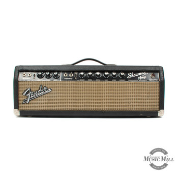 1964 Fender Showman Amp Head and Cab x0437 (USED)