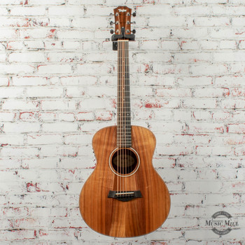 Taylor GS MINI-e Koa Acoustic/Electric Guitar Natural x0156
