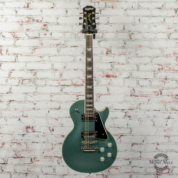 Epiphone Les Paul Modern Electric Guitar Faded Pelham Blue (Factory Second) x4691