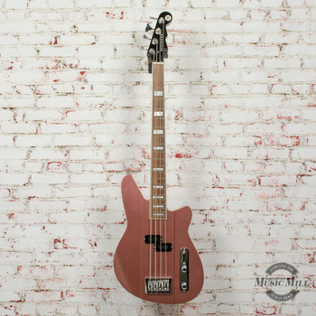 Reverend Sentinel Short-Scale Bass Guitar Mulbery Mist (USED) x9622