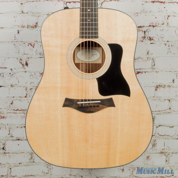 Taylor 110e - Dreadnaught Acoustic/Electric Layered Walnut Back and Sides x0257