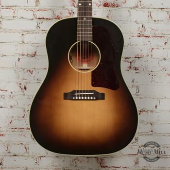 Gibson '50s J-45 Original Acoustic-Electric Guitar, Vintage Sunburst x0052