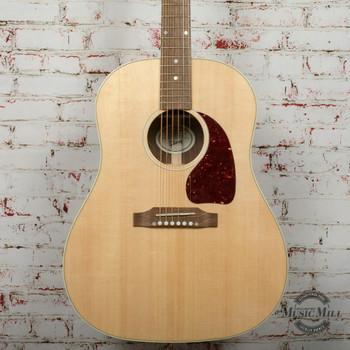 Gibson J-45 Studio Acoustic/ Electric Guitar Walnut Antique Natural x0036