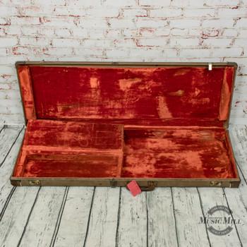 Vintage 1963 Fender Jazzmaster Case (USED) x0030