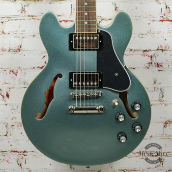 Epiphone Inspired by Gibson ES-339 Hollowbody Electric Guitar Pelham Blue x1042