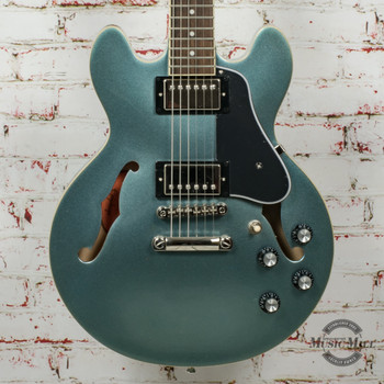 Epiphone Inspired by Gibson ES-339 Hollowbody Electric Guitar Pelham Blue x1033
