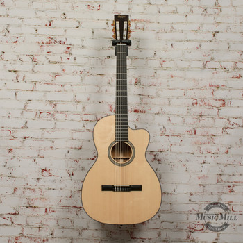 Martin 000C12-16E Nylon Cutaway Acoustic-Electric Guitar Natural x9411