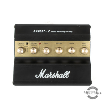 Marshall DRP1 Direct Recording Preamp (USED) x4225