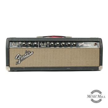 Fender 1966 Bandmaster Head (USED) x0036