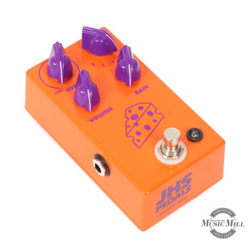 JHS Cheese Ball Fuzz Pedal (USED) x8930