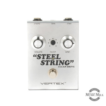 Vertex Steel String Clean Drive Pedal (USED) x5752