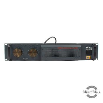 BIAMP XA600 Power Amp x0182 (USED)