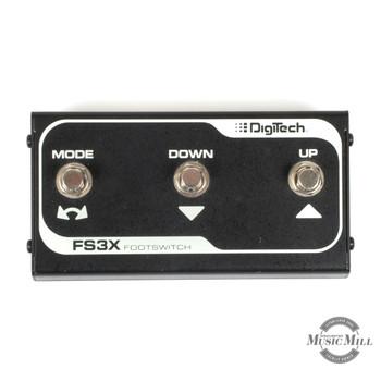Digitech F3XT Footswitch (USED) x0069
