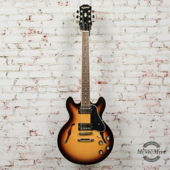 Epiphone ES-339 Hollowbody Electric Guitar Vintage Sunburst x8195