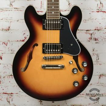 Epiphone ES-339 Hollowbody Electric Guitar Vintage Sunburst x9815