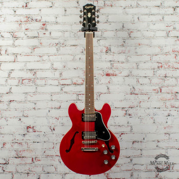 Epiphone Inspired by Gibson ES-339 Hollowbody Electric Guitar Cherry x9171