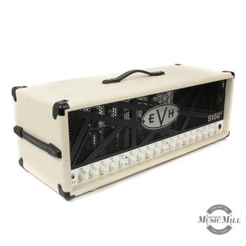 EVH 5150 III 100W Guitar Tube Head Ivory x5719 (USED)