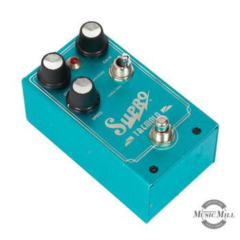 Supro Tremolo - Amplitude and Harmonic Tremolo & Drive Pedal x1073 (USED)