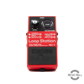 Boss RC1 Loop Station Pedal x5709 (USED)