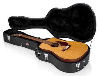 Gator GWE Series 12-String Dreadnought Guitar Case