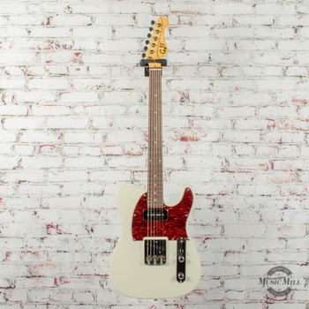Grover Jackson GJ2 Hellhound Electric Guitar White x0195 (USED)