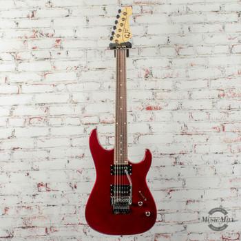 Grover Jackson GJ2 Shredder FR Electric Guitar, Candy Red, x0253 (USED)