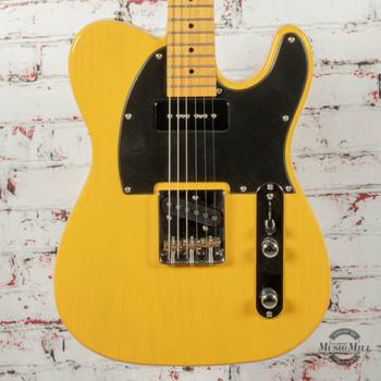 Grover Jackson GJ2 Hellhound Electric Guitar Butterscotch x0187 (USED)