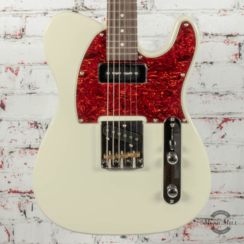 Grover Jackson GJ2 Hellhound Electric Guitar White x0200(USED)
