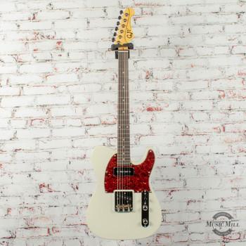 Grover Jackson GJ2 Hellhound Electric Guitar White x0171 (USED)