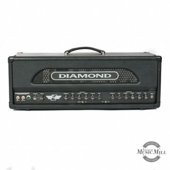 Diamond F4 100w Guitar Amp Head x4010 (USED)