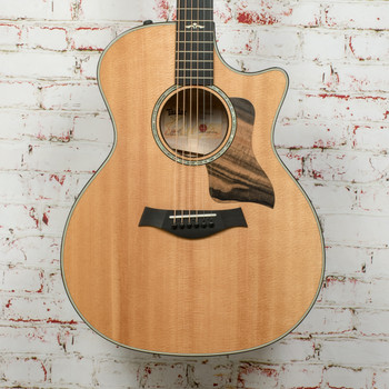 Taylor 614ce Acoustic/Electric Guitar Natural V-class Bracing x9016 (USED)