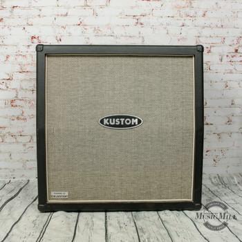Kustom 4x12 Guitar Speaker Cab x1792 (USED)
