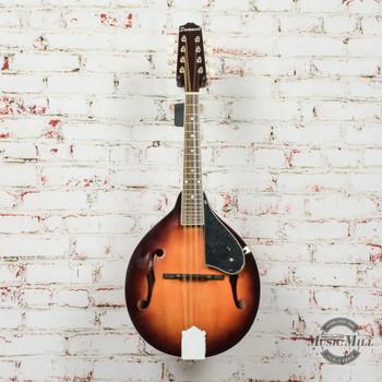 Savannah Flamed A-Model Mandolin VSB AS-IS x7392 (USED)