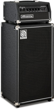 Ampeg MICRO-CL Micro-CL Bass Amp Stack - 100-Watt Head with 2 x 10 Cabinet