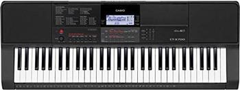 Casio CT-X700 61-Key Portable Keyboard, Black