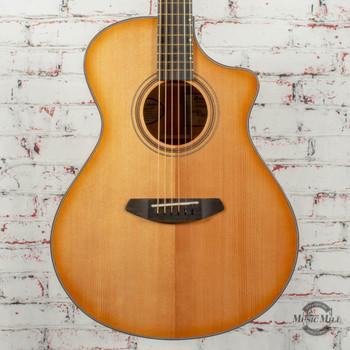 Breedlove Organic Artista Concert CE Acoustic-Electric Guitar - Natural x2547