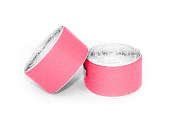Pedaltrain Hook and Loop Love 10' Hook-and-Loop Bright Pink