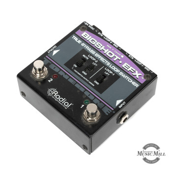 Radial Bigshot EFX Pedal x0334 (USED)