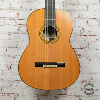 Yamaha GC22C Classical Acoustic Guitar - Natural, B-stock x0226